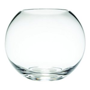 Simple glass bowls rhubarb roses online storerhubarb for Fish bowl cups