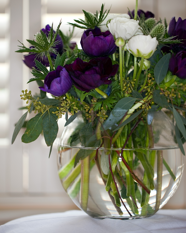How To Arrange Flowers In Fishbowl Vase Healthy