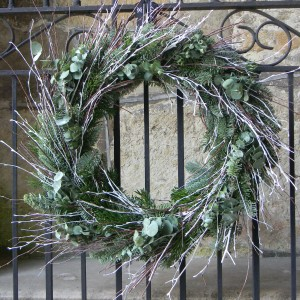 Claydon House Wreath